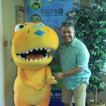 Dr. Trujillo & Buddy